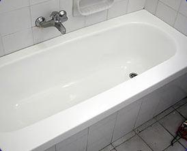 לאחר הלבשת אמבטיה, תוצאה אמבטיה חדשה!