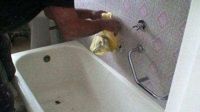 מהי פעולת תיקון האמבטיה ?