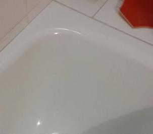 לפני תיקון ואחרי תיקון אמבטיה בפתח תקווה שכונת אם המושבות